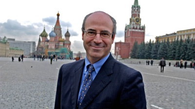 Browder says Russia investors are risking their lives and clients' money