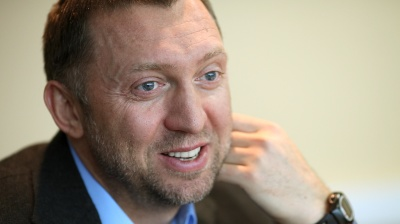 US Treasury Department accuses Russian tycoon Deripaska of laundering money but offers no evidence