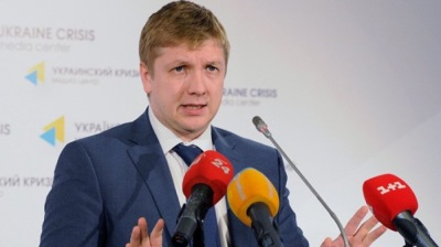 Ukraine government to extend contract with incumbent CEO of gas monopoly
