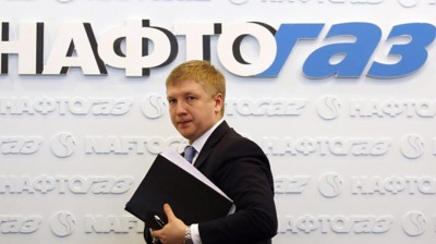 Ukraine's Cabinet sacks widely respected head of state-owned gas company Naftogaz