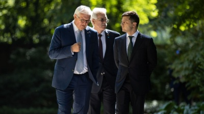 Steinmeier says his formula exists, but planned troop withdrawals fail