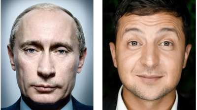 Kremlin turns down Zelenskiy offer of a Donbas summit with Putin