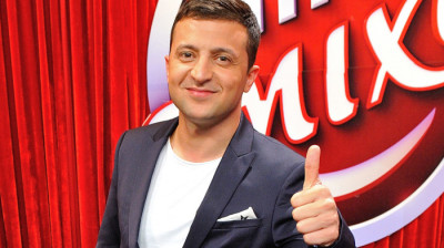 Ukraine comedian Zelensky lead in the presidential election polls increases
