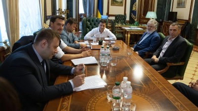 KYIV BLOG: Has Zelenskiy broken with Kolomoisky?