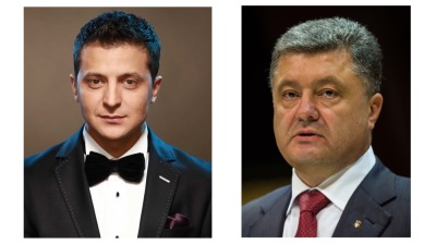 Ukrainian comedian Zelensky to win second round with landslide, new survey says