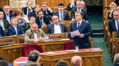 COMMENT: Fidesz exclusion from European People's Party - the start of a Hungarian Brexit?
