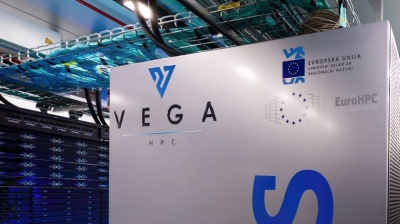 Supercomputer Vega launched in Slovenia