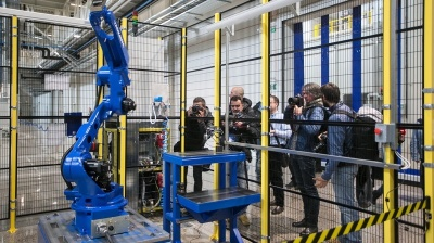 Yaskawa opens €25mn robot factory in Slovenia