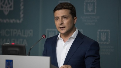 Ukraine's president under fire over plan to expand lustration
