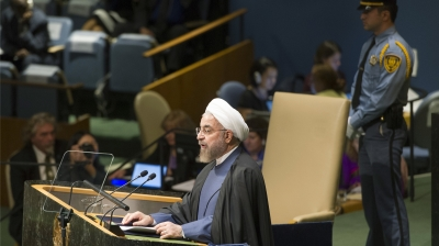 IRAN STAND-OFF: Sour conclusion to UN Assembly week as Trump denies ever offering to drop sanctions for talks