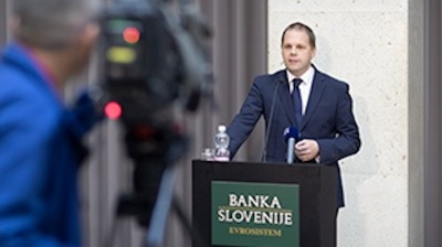 Slovenia adopts law on bank bail-in repayments amid central bank protest