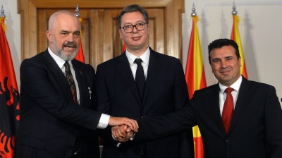 Serbia, Albania, North Macedonia agree to set up