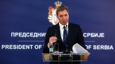 Russians involved in large-scale intelligence operation in Serbia, President Vucic says