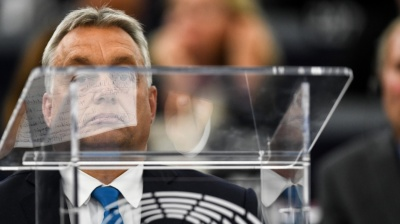 Viktor Orban's allies turn against him in European Parliament