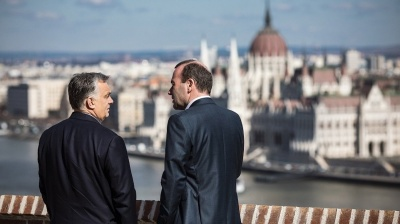 EPP leader Weber says differences remain after talks with Viktor Orban