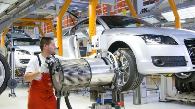 Hungary's automotive sector outpaces industrial growth despite week-long strike at Audi