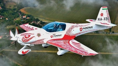 Hungary's electric sports aircraft maker expands production