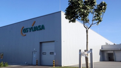 GS Yuasa inaugurates EV battery plant in Hungary