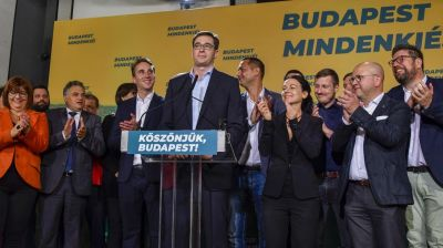Hungary's opposition scores stunning upsets in local elections