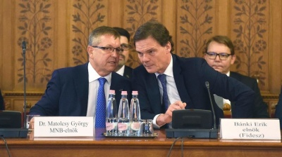 Hungary's central bank governor sees no signs of overheating