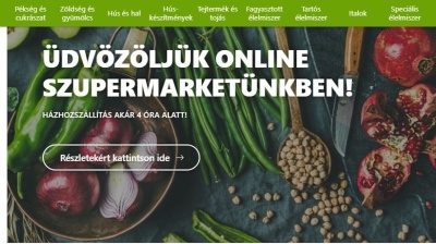 Czech online food shop Rohlik.cz begins operation in Hungary