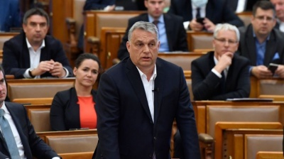 Hungarian parliament passes controversial legislation granting unlimited power to government