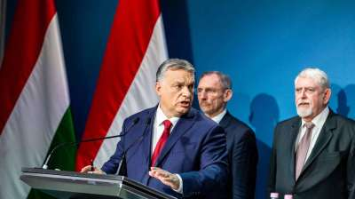 Hungary under fire over legislation that gives sweeping powers to government