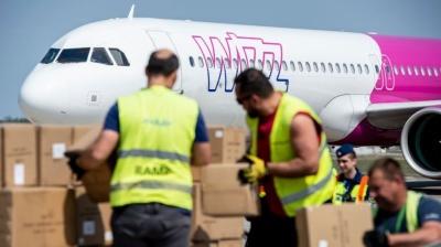 Wizz Air restarts flights from Budapest