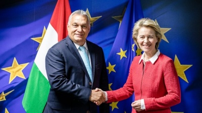 Viktor Orban opens new front with Brussels calling for resignation of EC Vice-President Vera Jourova