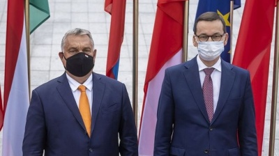Hungary and Poland reaffirm united stance on veto, keeping up pressure on EU