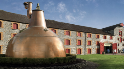 Russia's taste for Irish whiskey explodes