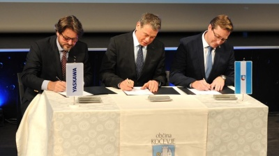 Yaskawa Europe Robotics to expand production in Slovenia
