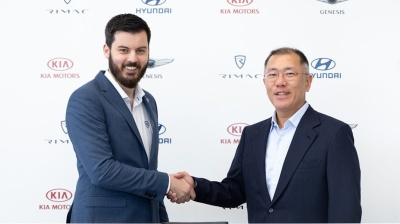 Hyundai signs €80mn partnership deal with Croatia's Rimac Automobili