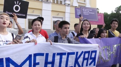 Wave of anti-China protests poses dilemma for Kazakhstan's new president