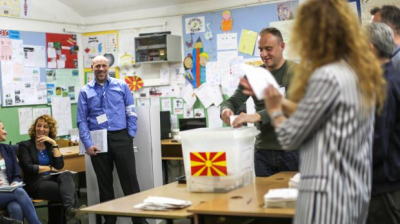 OSCE says presidential vote in North Macedonia well run but reforms to electoral code needed