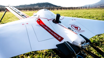 Japan's Terra Drone acquires stake in Slovenia's C-Astral Aerospace