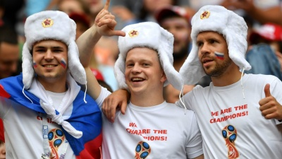 Russia could gain 1% of GDP from hosting most expensive World Cup ever