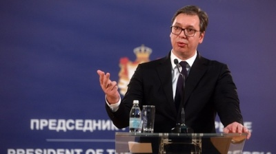 BALKAN BLOG: Beset by protests, Serbia's Vucic turns to the people