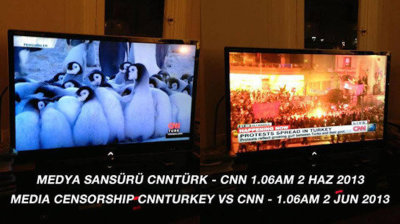 Turkey's top opposition party boycotts CNN Turk in protest at pro-government bias