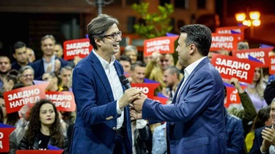 "Will operation ""Broom"" sweep pro-western Pendarovski to North Macedonia's presidency?"