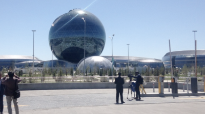 Astana eager to boast a regional IT startups hub