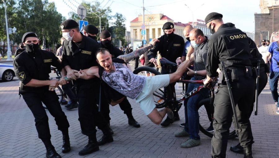 bne IntelliNews - Western nations step up pressure on Belarus amid election  crackdown