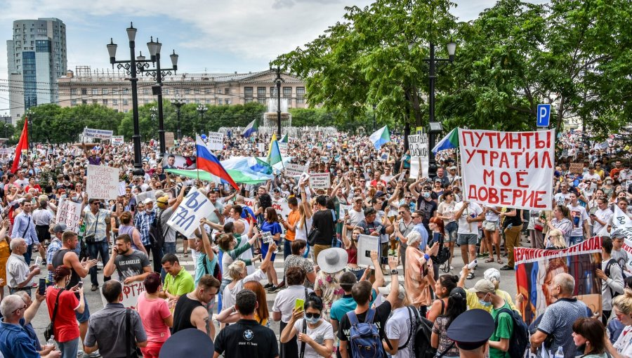 Only 31% of Russians willing to vote for ruling United Russia party says Levada Center
