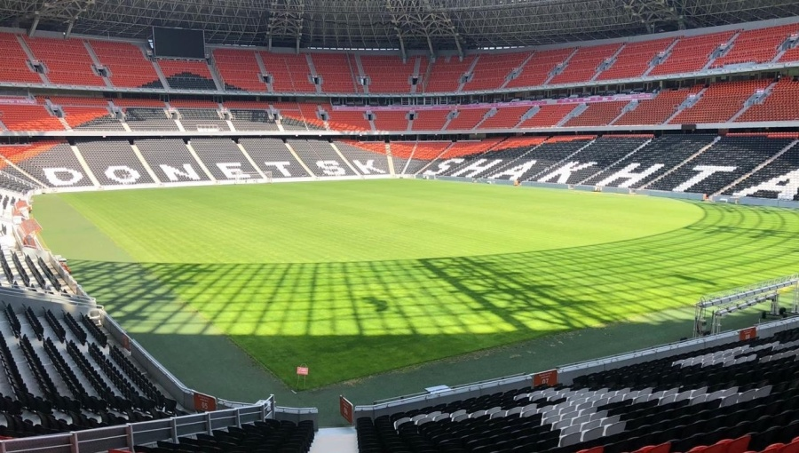 This stadium is not a cemetery: rebuilding Donetsk against the odds - bne IntelliNews