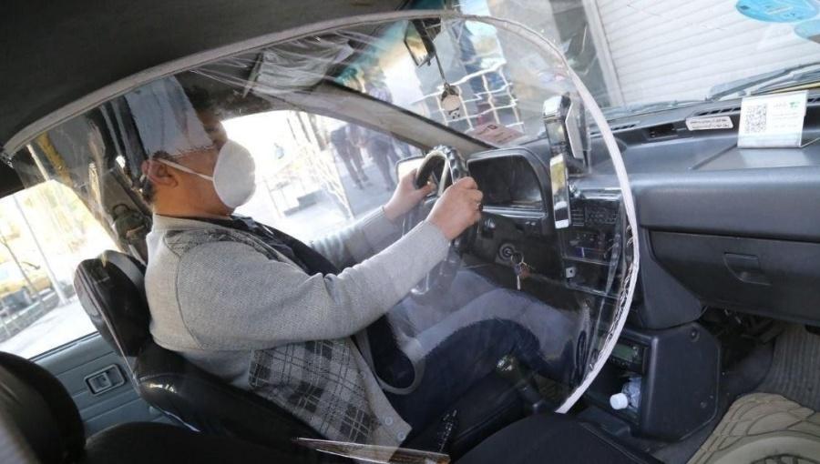 bne IntelliNews - 13 Tehran taxi drivers 'die from coronavirus, at ...