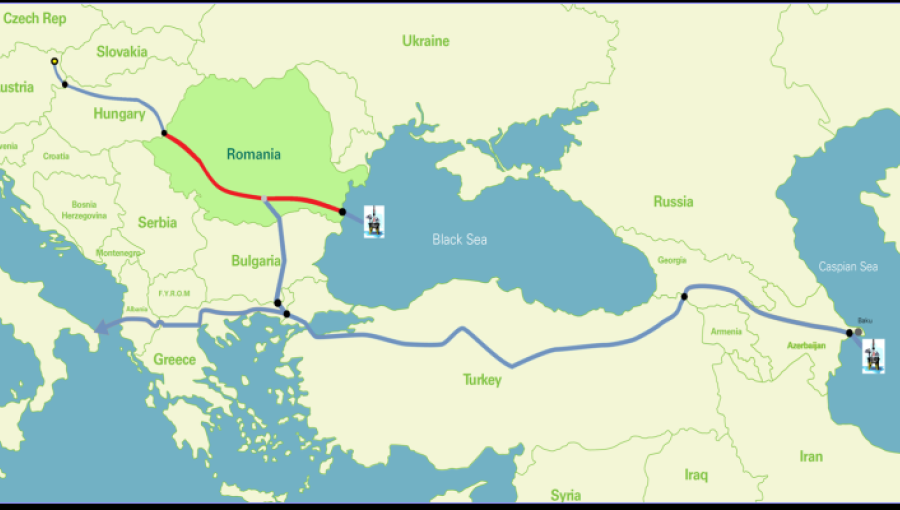bne IntelliNews - EBRD keeps supporting BRUA gas pipeline at a