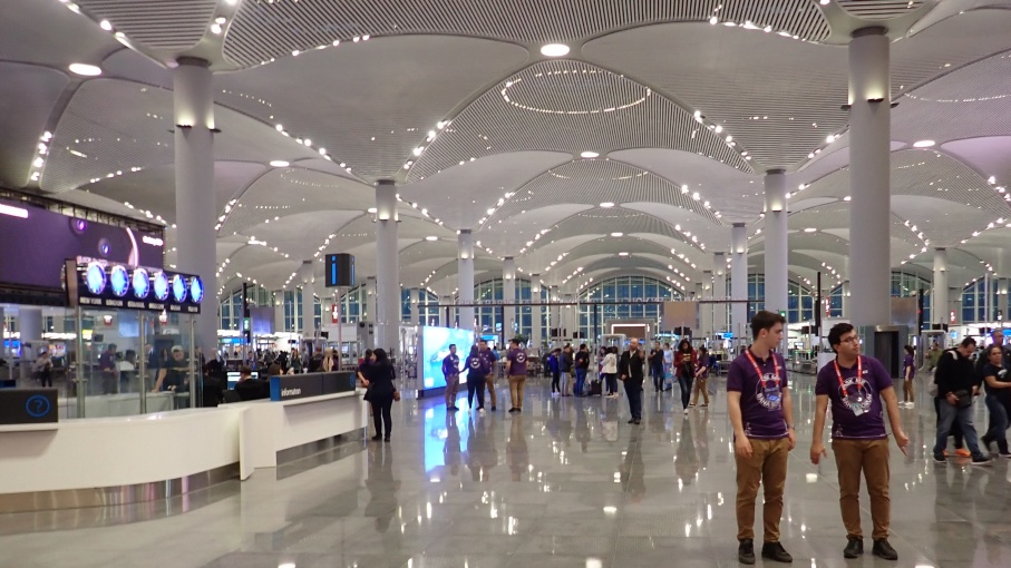 bne IntelliNews - Fees charged to Istanbul Airport operator 'hugely