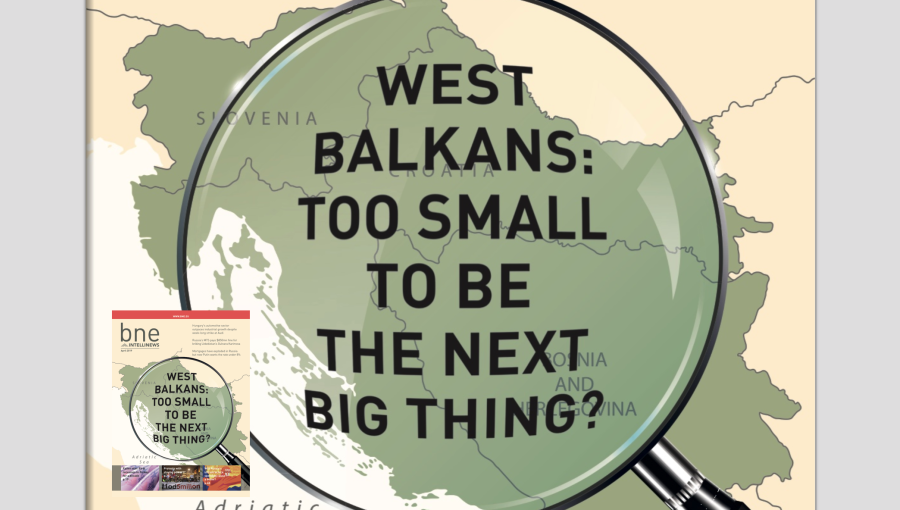 bne IntelliNews - Western Balkans: Too small to be the next