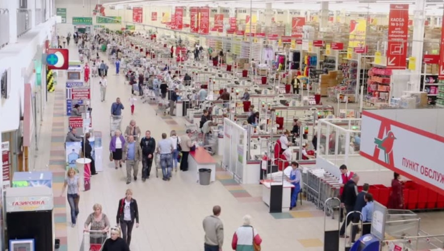 Bne Intellinews Hypermarkets In Decline In Russia As