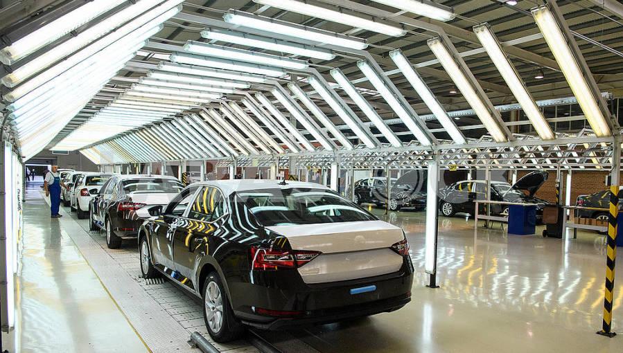 Bne Intellinews Ukraine S German Factories Left Ticking Over On